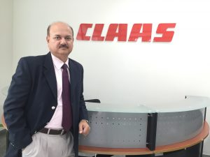Image1_Jay Singh, Managaing Director, CLAAS India