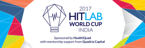 2017 HITLAB World Cup India Banner