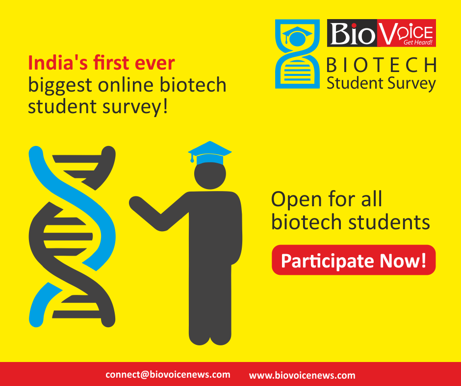 Biovoice launches biggest online biotech student survey 2016 17 new malvernweather Choice Image