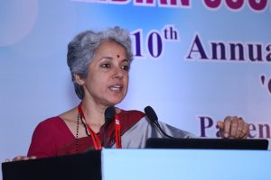 Dr Soumya Swaminathan ISCR