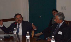 Mr. C K Mishra, Health Secretary, MoHFW addressing the gathering at the Salt Summit 2017