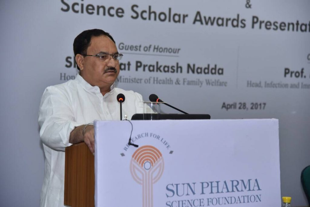 Sun Pharma Foundation awards 2017 pic 3