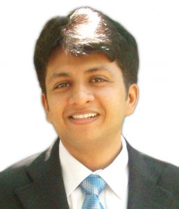Dr. Piyush Gupta, Associate Director - GNH India