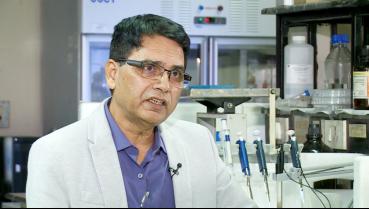 Dr Navin Khanna, Sr. Scientist, ICGEB.