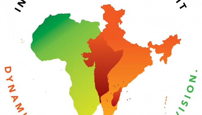 Map Of India And Africa.India Alliance Aas Launch The Africa India Mobility Fund