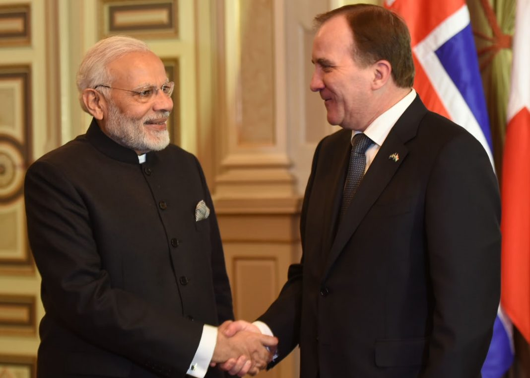 Pm Modis Sweden Visit Astrazeneca To Invest 90 Million In India