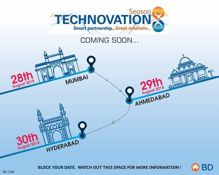 BD brings 'Technovation Season 8' across Mumbai, Ahmedabad