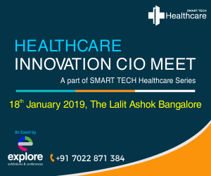 Bengaluru to host Healthcare Innovation CIO Meet on 18th