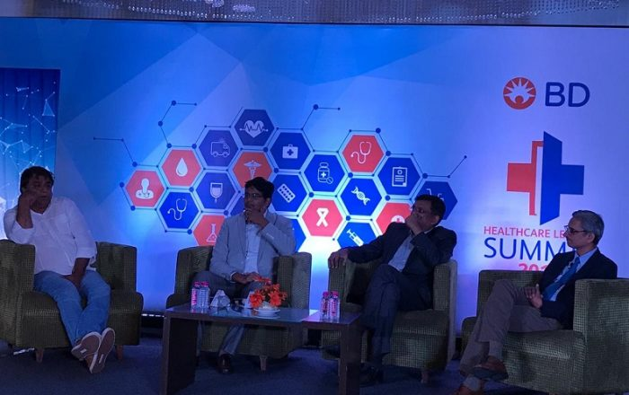 BD-India organizes 'Healthcare Leaders' Summit 2019' in